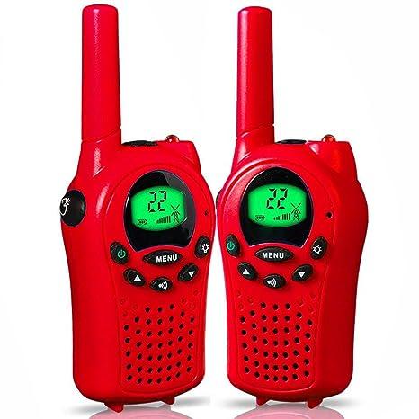 top gift 3 12 year old boy toys handheld mini t 68 walkie