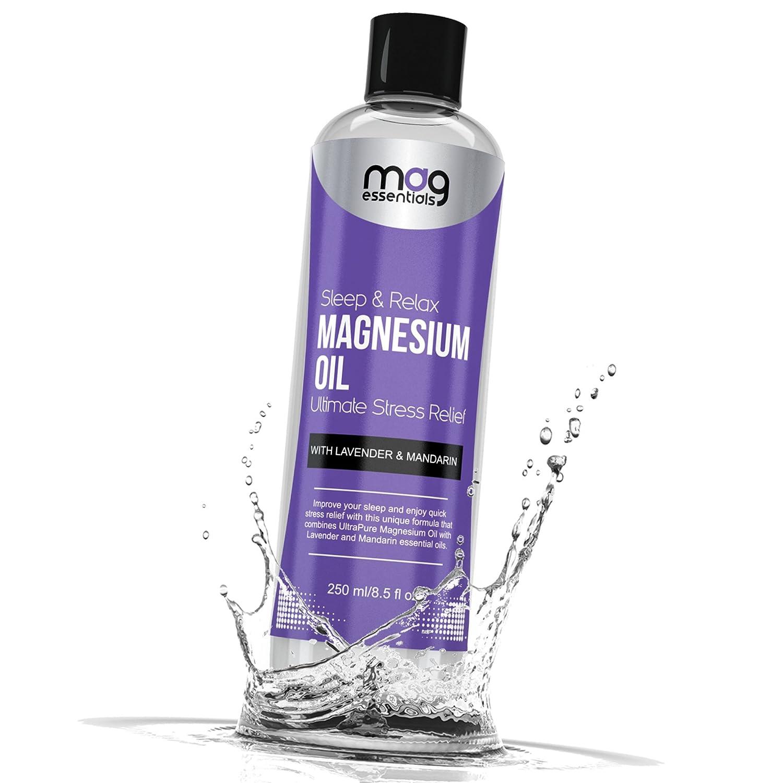 Best Magnesium Oil Sleep Aid that helps with Sleep Problems and enhances  Sleep Quality