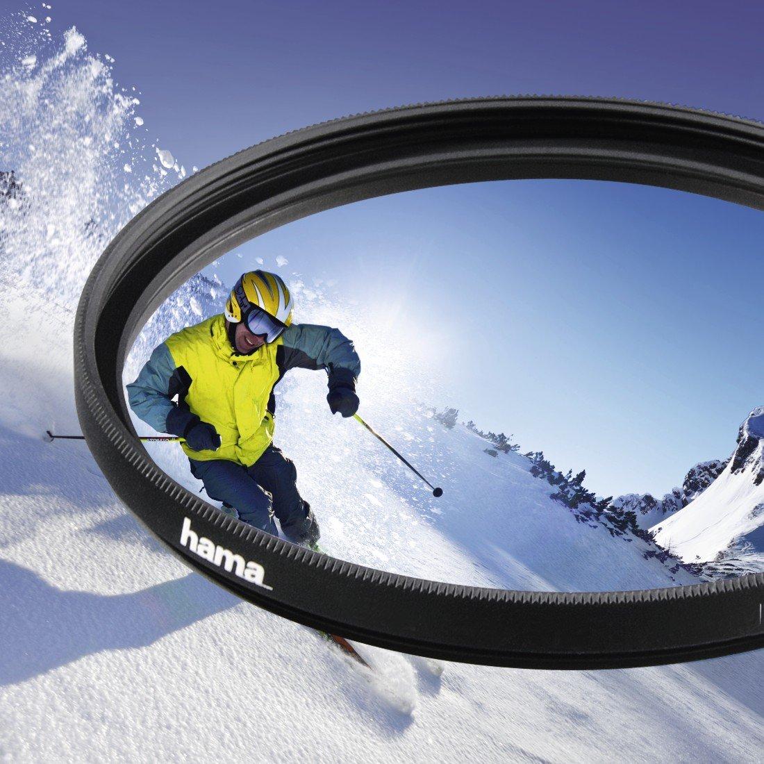 Hama 070637 Filtro UV HTMC 390 O-Haze Color Transparente 37.0 mm