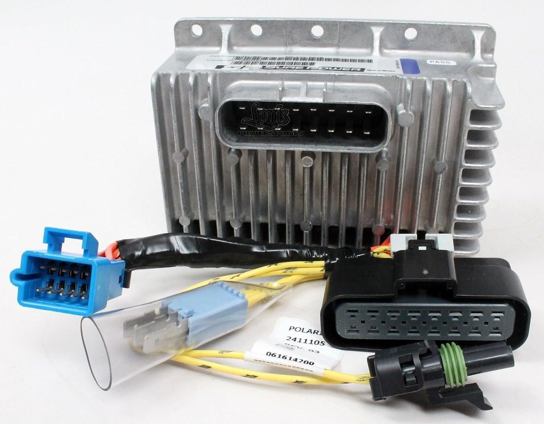Polaris 2005 2006 Trail Boss Magnum 330 Brain Ecm Sure 2003 Wiring Harness Power Pdm 2203349 New Oem Automotive