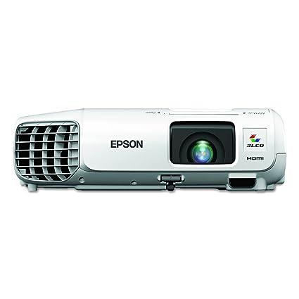 Epson PowerLite S27 - Proyector (2700 lúmenes ANSI, 3LCD, SVGA ...