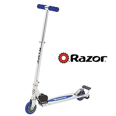 Razor Spark Kick Scooter - Blue : Sports Scooter Parts : Sports & Outdoors