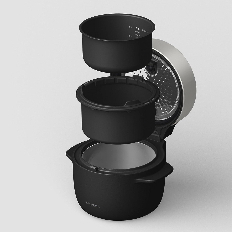 バルミューダ 炊飯器 画像