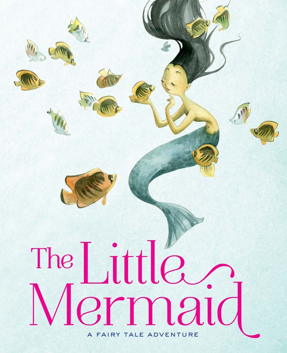 The Little Mermaid: A Fairy Tale Adventure (Fairy Tale Adventures) ebook