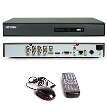 HIKVISION DS-7208HWI-SH 8 Channel CCTV DVR H 264 HDMI Digital Video Recorder