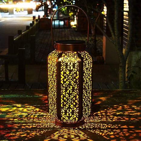 Beliebt Solar laterne Gartenlicht Outdoor Solarleuchten Garten Deko PQ01