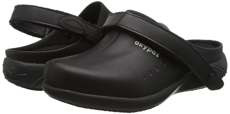 Women s Safety Shoes 36 EU Oxypas Doria Nero