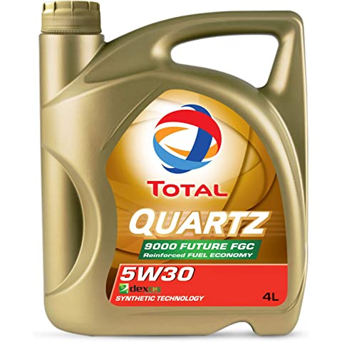 Total Quartz 9000 Future FGC 5W-30 Engine Oil - 4 Liter