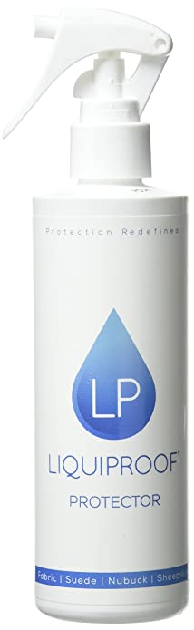 Liquiproof Protector 250ml Betún y reparación de zapatos, Transparente (No Colour), 250.00ml