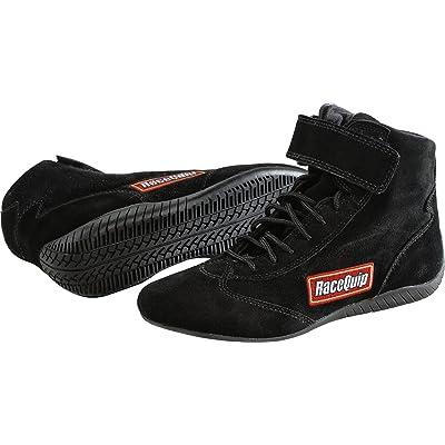 RaceQuip 30300110 Size 11 Black SFI 3.3/5 Race Shoe: Automotive