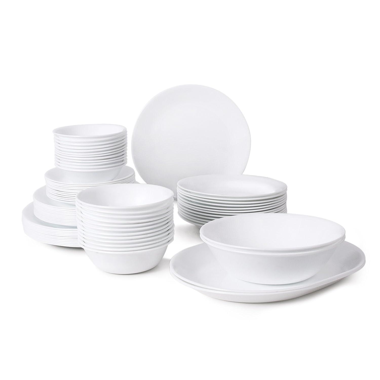 castrophotos cottage dinnerware country cottages piece galery corelle set dishes