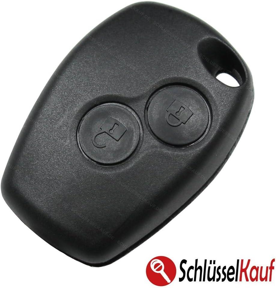 2/x mikrotaster Cl/és de Voiture Neuf RENAULT MASTER trafic Boitier de cl/é plip t/él/écommande de remplacement Opel Movano VIVARO