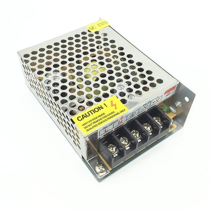 Review Pasow AC 110V/220V to