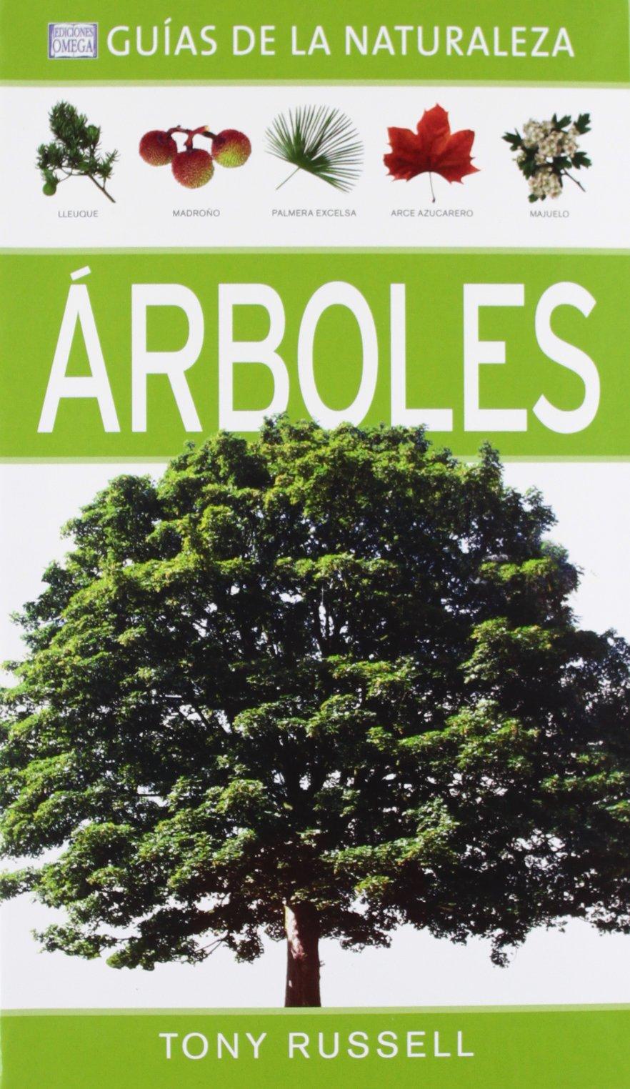 ÁRBOLES. GUÍAS DE LA NATURALEZA GUÍAS DEL NATURALISTA - ÁRBOLES: Amazon.es: RUSSELL, TONY, FORTES, Mª JESÚS: Libros