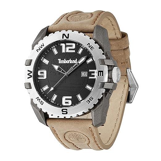 Timberland TBL.13856JPBS_61 Reloj de pulsera para hombre: Amazon.es: Relojes