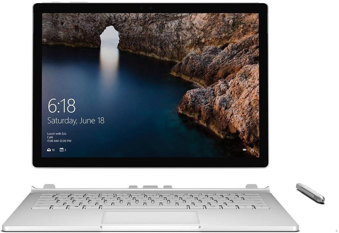 Microsoft Surface Book(128GB, 8GB RAM, Intel Core i5) (Renewed)