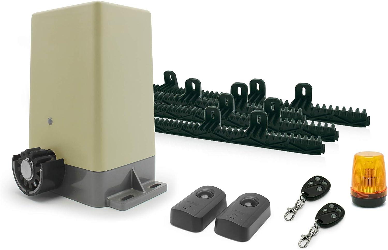 AVIDSEN Kit Motorisation pour portail coulissant