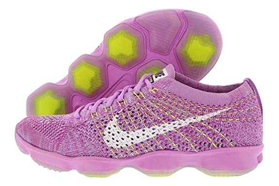 best loved b9713 9e70c Amazon.com   Nike Flyknit Zoom Agility Running Women s Shoes   Running