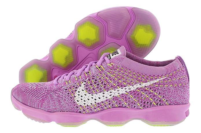 best loved b5e2e 8679e Amazon.com   Nike Flyknit Zoom Agility Running Women s Shoes   Running