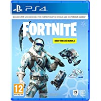 Fortnite Deep Freeze by Epic Games For PlayStation 4 (Digital Voucher Code - No CD)
