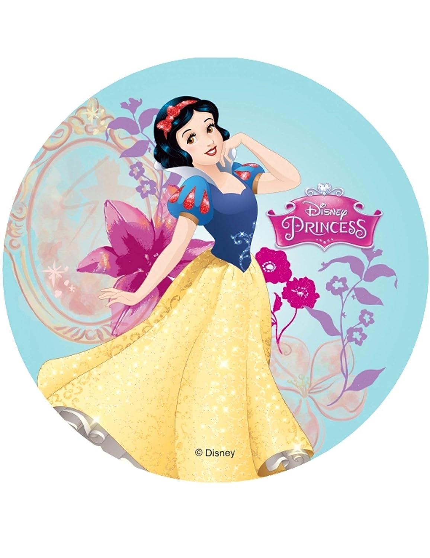 COOLMP - Lote de 12 Discos Azyme Princesas Disney Blancas ...