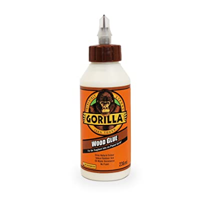 gorilla 236 ml wood glue amazon co uk diy tools rh amazon co uk