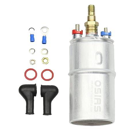 Amazon.com: OSIAS New Fuel Pump fits Audi 100 5000 200 Quattro Coupe V8 1984-1991 040: Automotive
