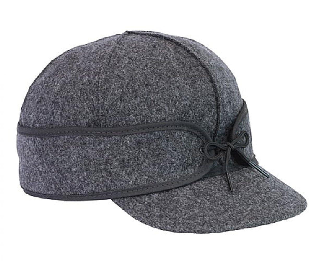 393ce5663ba Stormy Kromer Men s Mackinaw Wool Cap at Amazon Men s Clothing store