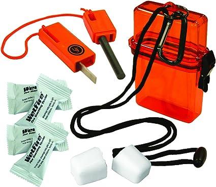 UST Ultimate Survival Technologies Watertight Case 1.0 Orange