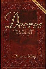 Decree -Third Edition Perfect Paperback