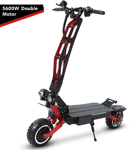 Amazon.com: GUNAI 5600W Scooter Eléctrico para Adultos Freno ...