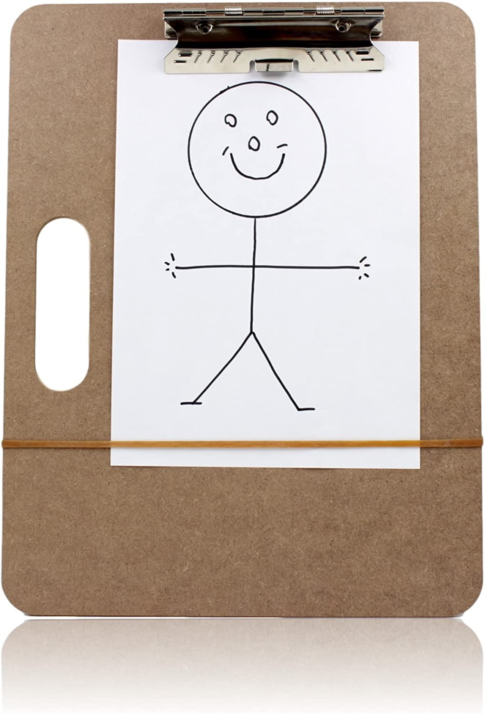 13/x 17 Madera Artistas Sketch Junta