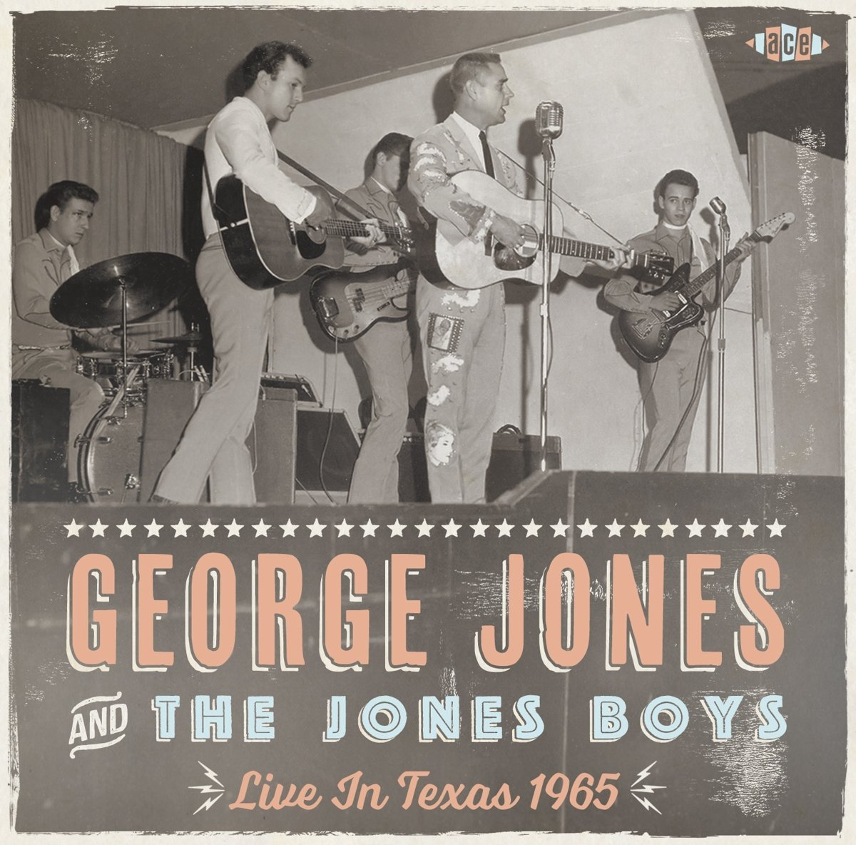 Live In Texas 1965 (Mono) by Ace Records Uk