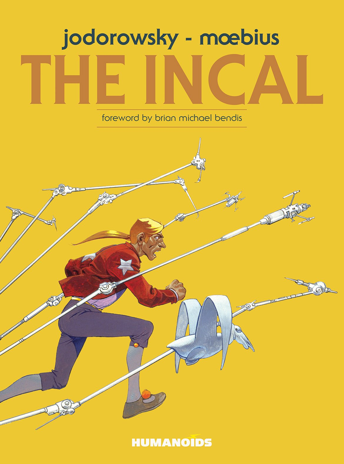 The Incal by Humanoids Inc