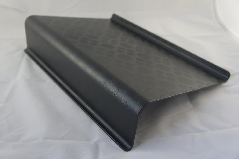 Negro portátil de mesa / escritorio / soporte soporte de ...