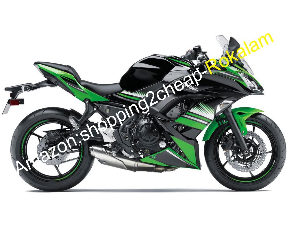 Amazon.com: For Kawasaki Ninja 650R ER-6F ER 6F 2017 2018 ...