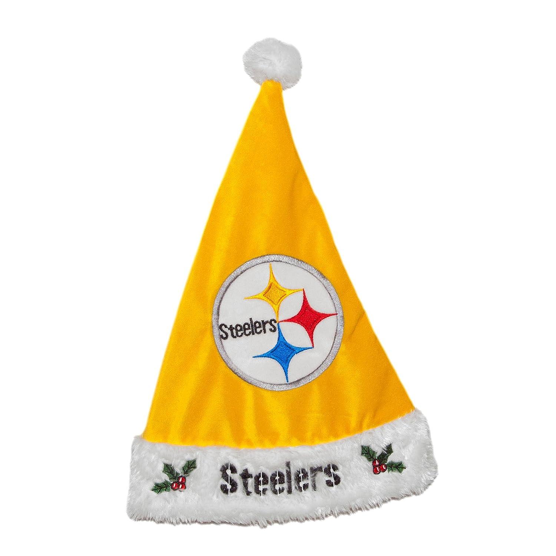 NFLサンタ帽子NFLチームピッツバーグスティーラーズ   B00930QYL2
