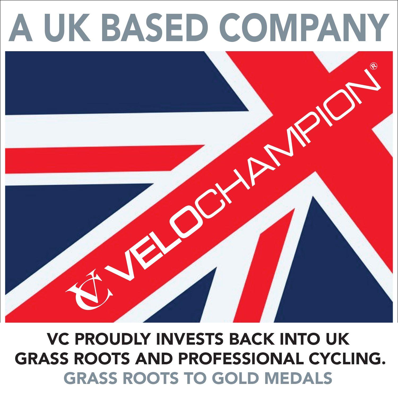 Set of 3 Black VeloChampion Nylon Bicycle Tyre Levers