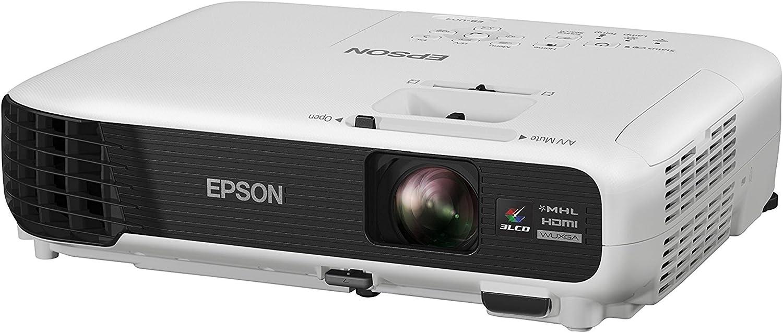 Epson EB-U04 - Proyector (3000 lúmenes ANSI, 3LCD, WUXGA ...