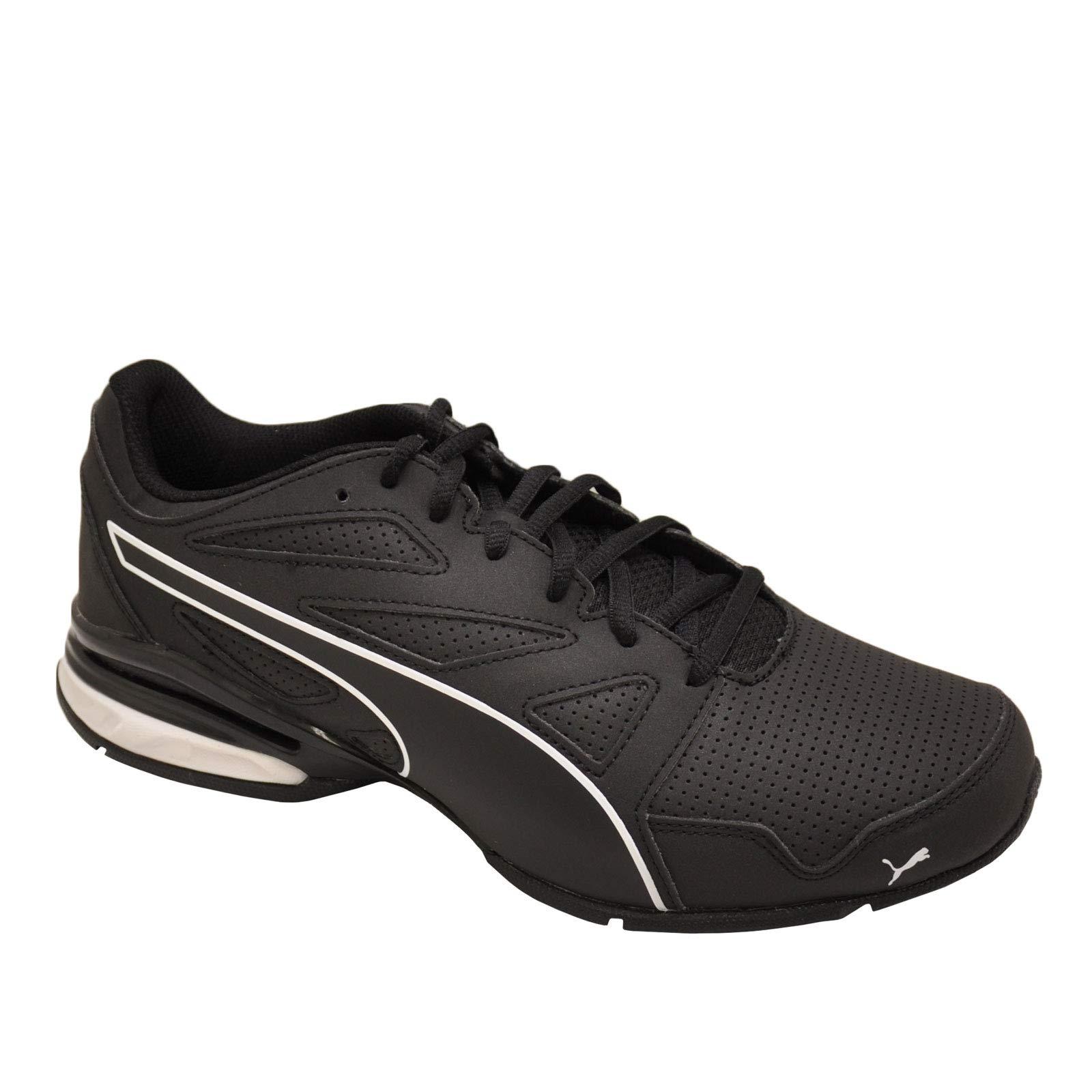 new product 38073 1cb70 Galleon - PUMA Men s Tazon Modern SL FM Sneaker, Black White, 10 M US