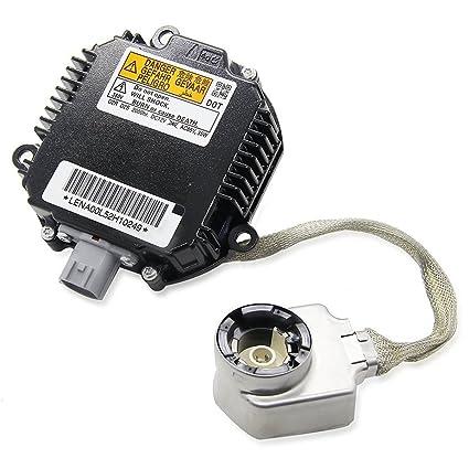 amazon com ballast hid xenon headlight d2s d2r oem type for nissan rh amazon com
