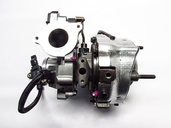 Audi A8 4H original Turbocompresor Turbo izquierda 4,2 TDI 351PS CDSB 057145873P Nuevo: Amazon.es: Coche y moto