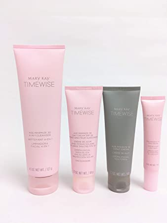 Amazon Com Mary Kay Timewise Miracle Set 3d Combination To Oily