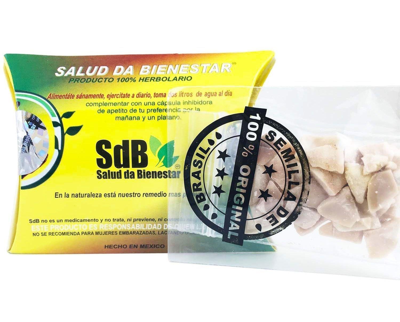 SALUD DA BIENESTAR, Semilla de Brasil, 100% Original, Highest-Quality Brazil