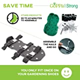 GoPPa Lawn Aerator Shoes - Heavy Duty Lawn