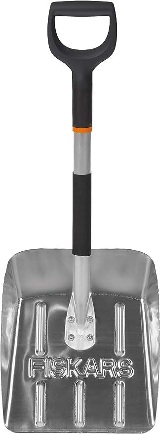 Pala de Nieve de aleaci/ón de Aluminio Pala de Nieve port/átil para Coche Pala de Hoja Ancha
