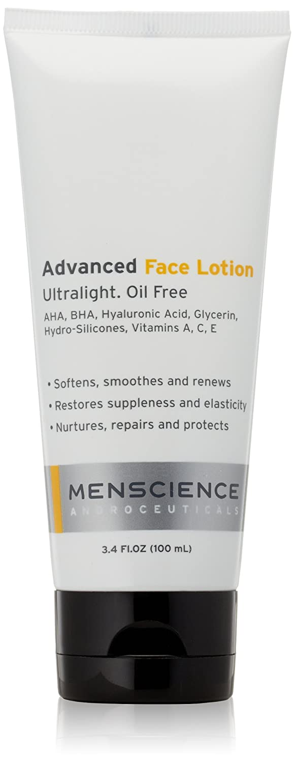 Men Science Androceuticals Advanced Face Lotion by Menscience Androceuticals