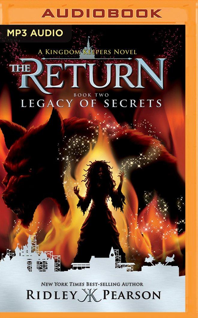 Download Kingdom Keepers: The Return Book Two Legacy of Secrets pdf epub
