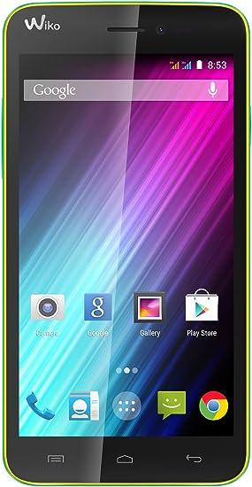 Wiko Lenny Amarillo - Smartphone (SIM Doble, Android, Edge, GPRS ...