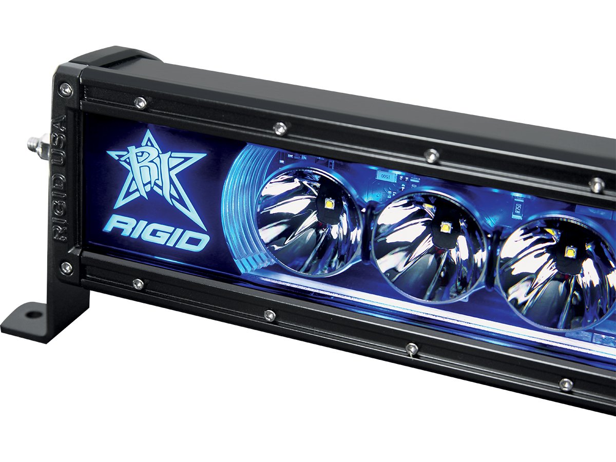 Amazon.com Rigid Industries 25001 Blue 50  Radiance Backlight Light Bar Automotive  sc 1 st  Amazon.com & Amazon.com: Rigid Industries 25001 Blue 50